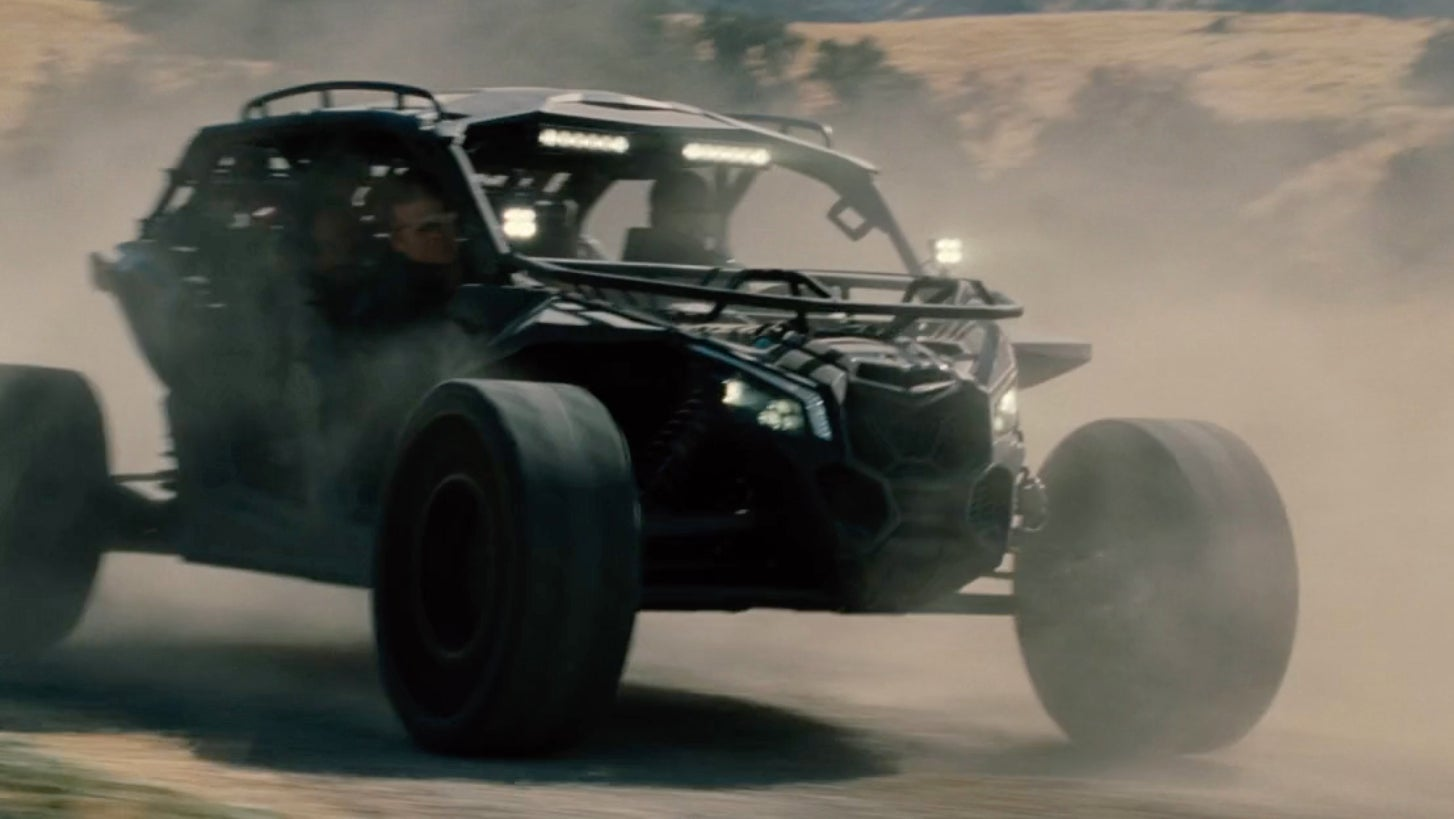 Look Closer In At A Futuristic Those Take Westworld Buggies Cool