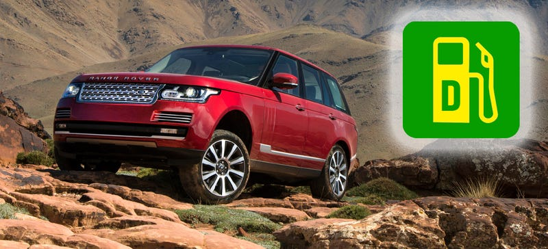 Illustration for article titled What Do You Want To Know About The 2016 Range Rover Diesel?