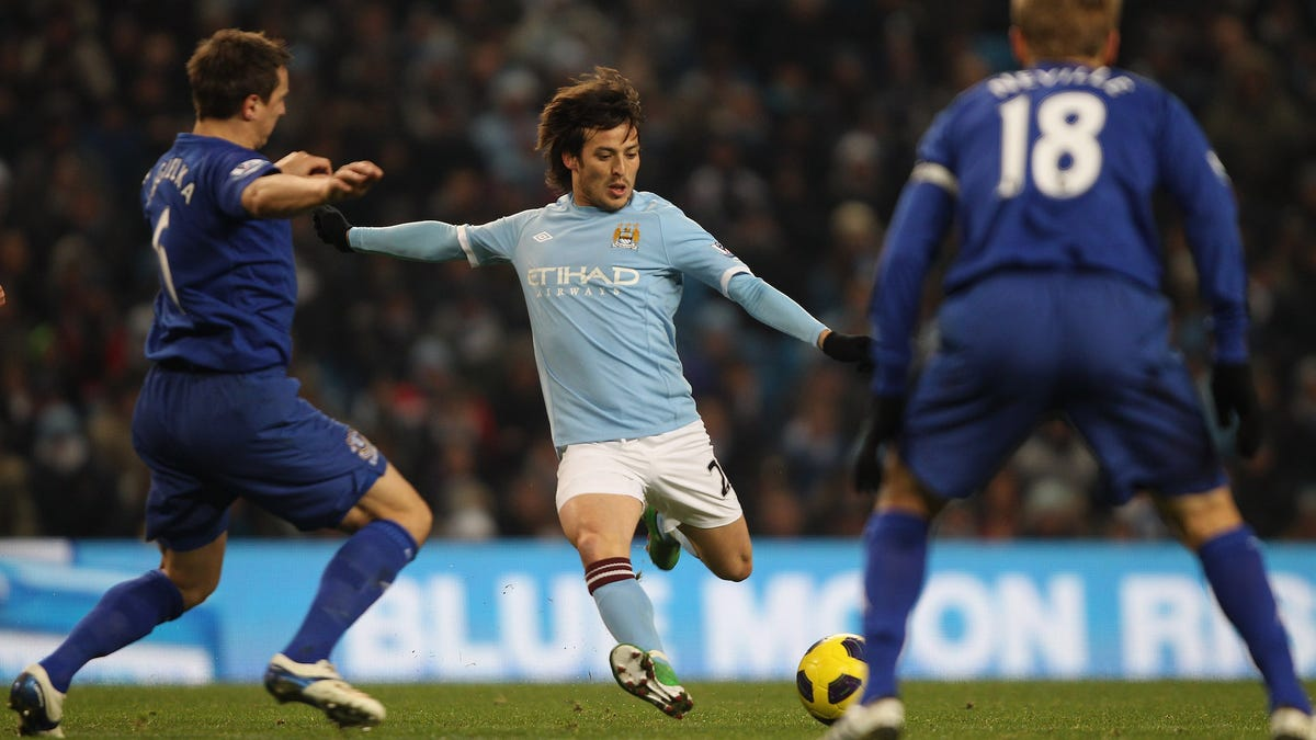 David Silva S New Hairdo Bums Me Out