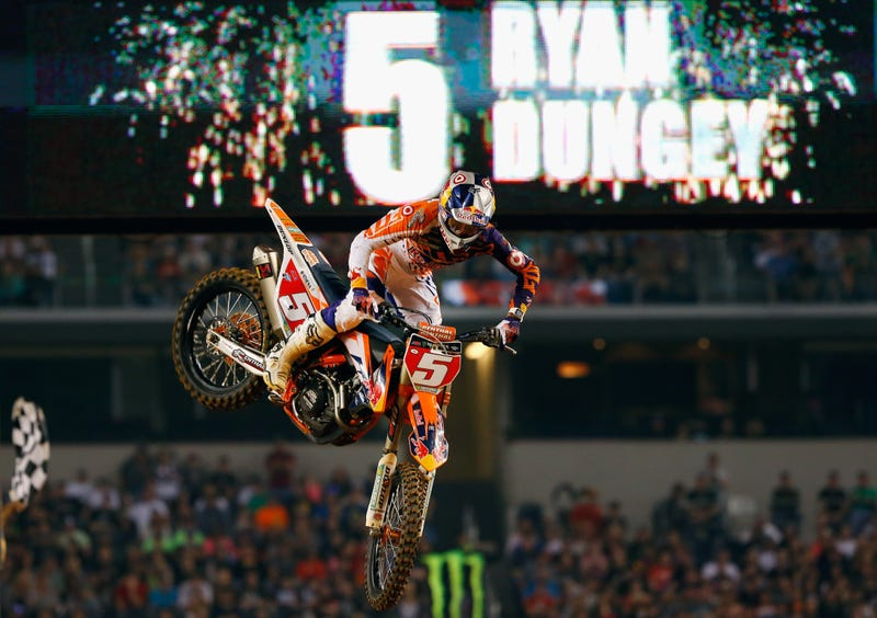 Illustration for article titled Supercross Starts This Weekend And Here's How You Can Watch It