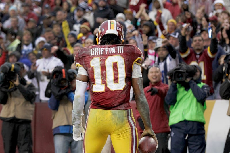 """Illustration for article titled Mike Shanahan: RGIII Told Me Which Plays Were """"Unacceptable"""""""