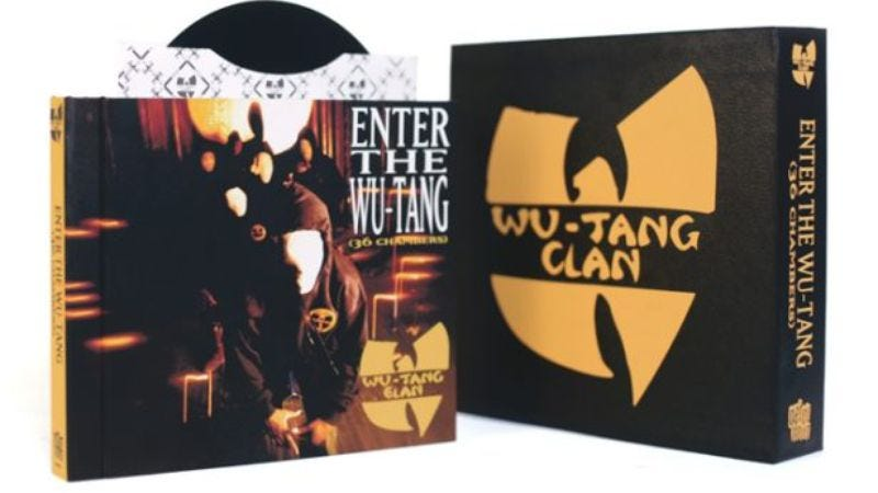 Illustration for article titled Wu-Tang Clan's new box set ain't nothin to fuck with