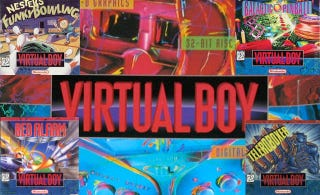 Illustration for article titled Nintendo's Lost IP, Part 7: Virtual Oy
