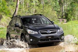Illustration for article titled Subaru, please turbo the Crosstrek