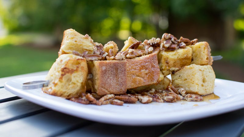 Skip the Griddle and Grill Your French Toast