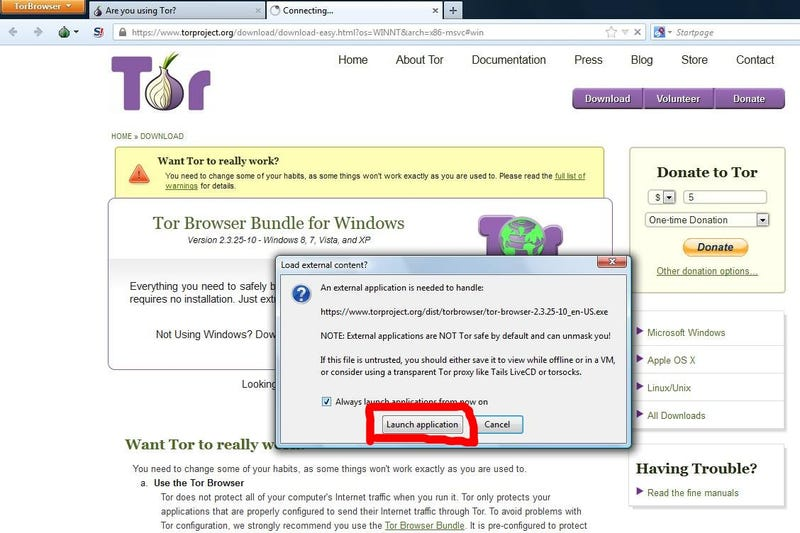 How to Safely Continue Using TOR on Windows