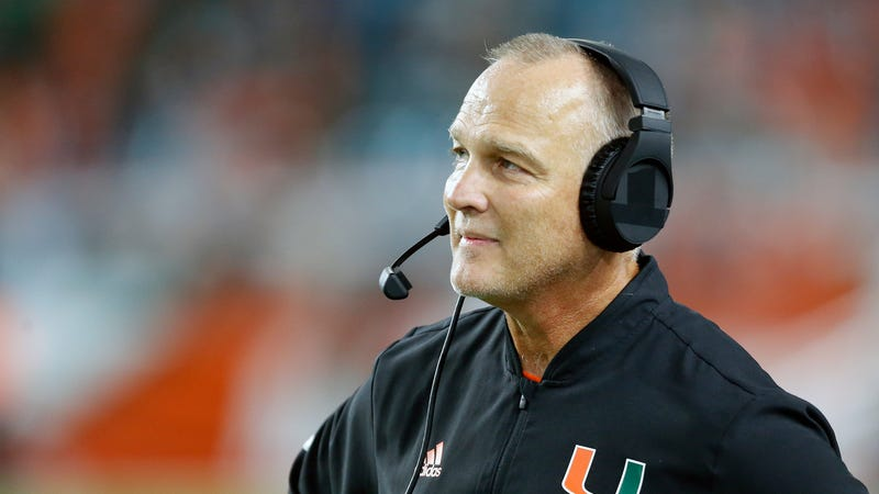Illustration for article titled Miami Head Coach Mark Richt Announces Shocking Retirement