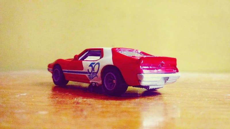 Illustration for article titled Hot Wheels 50 Favorites '71 AMC Javelin