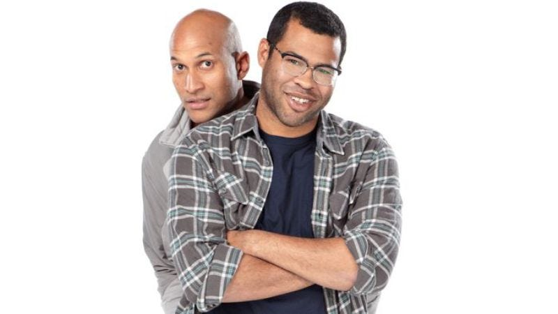 """Illustration for article titled Key & Peele: """"Episode Two"""""""