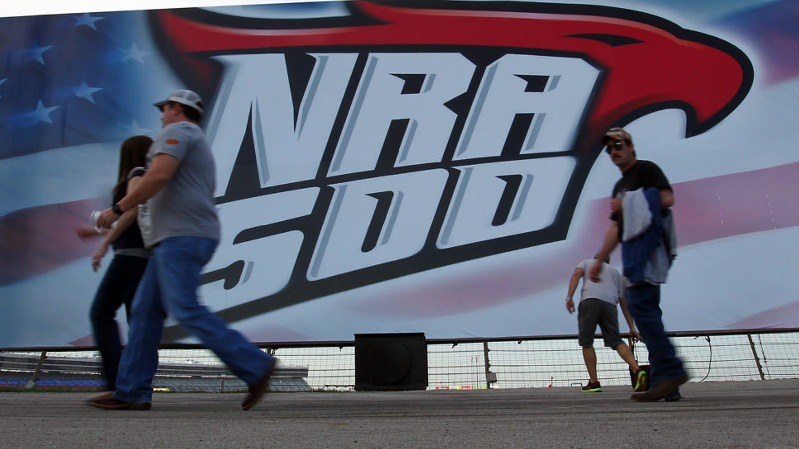 The NRA Is Not Happy With NASCAR