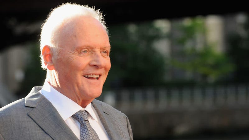 Sir Anthony Hopkins, actor and Commander Of The Order Of The British Empire, just wants to play piano, pet cats