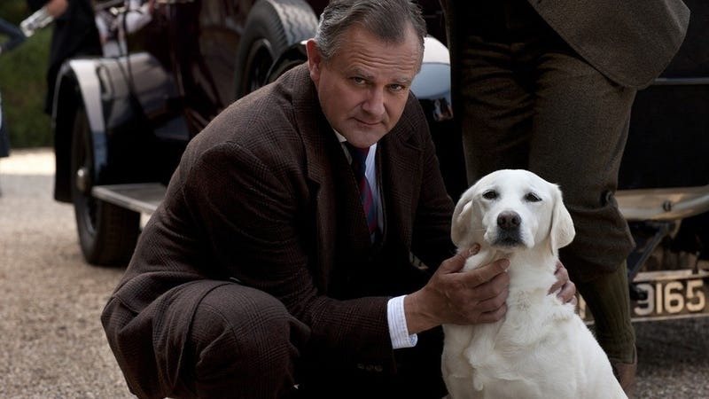 Illustration for article titled No, Downton Abbey Dog Isis Is Not Being Killed Off Because of Her Name