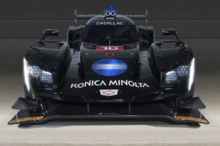 Illustration for article titled Wayne Taylor Racing's new Caddilac DPi Livery [UPDATE]