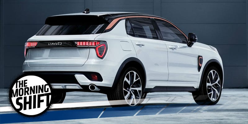 Illustration for article titled Geely's Lynk & Co. Car Is Designed To Be Shared