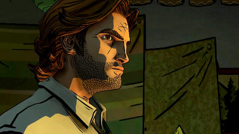 Illustration for article titled The Wolf Among Us Is Finally Getting Really Good