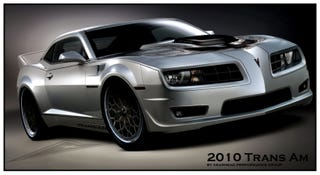 Illustration for article titled New Camaro/Trans Am Conversion Proves Mullets Aren't Dead