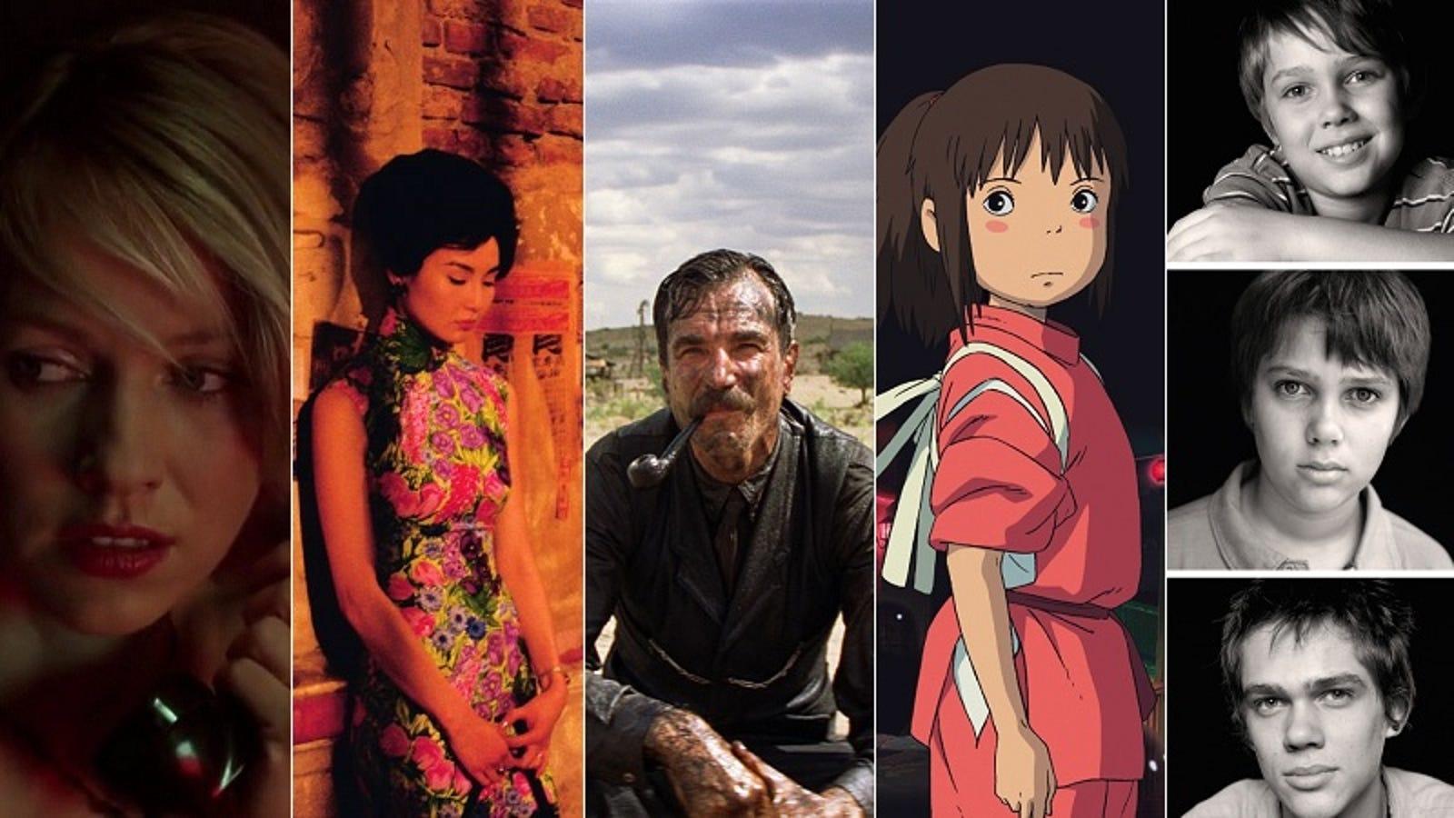 Las 25 mejores películas del siglo XXI y dónde verlas