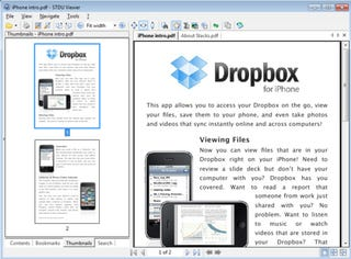 Illustration for article titled STDU Viewer Is an Impressive Tabbed Document Reader
