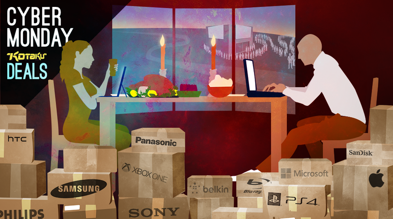 Illustration for article titled The Best Cyber Monday Gaming Deals of 2013