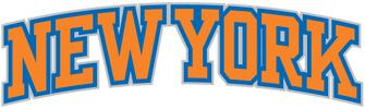 NY Knicks logo