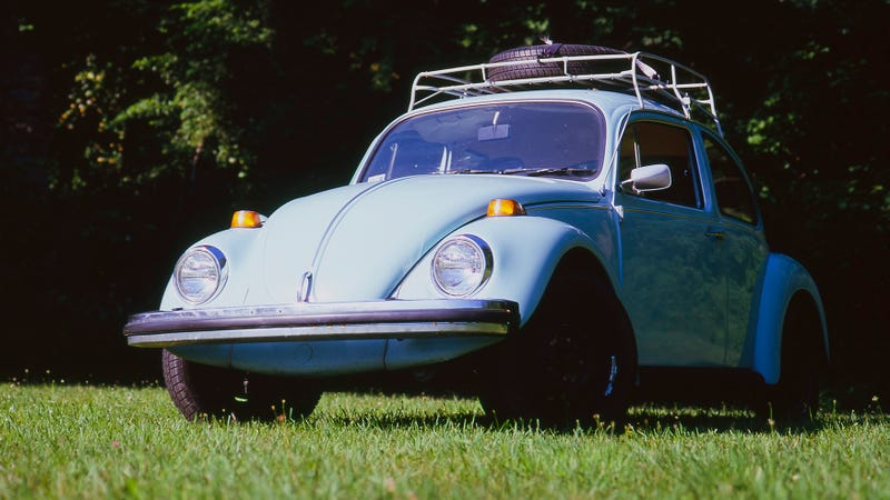 My Terrible Old Volkswagen Is Ruining New Cars For Me