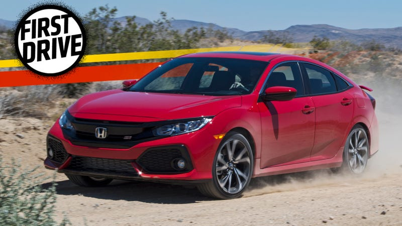 The 2017 Honda Civic Si Is The Kind Of Fun That Wont Ruin Your Life