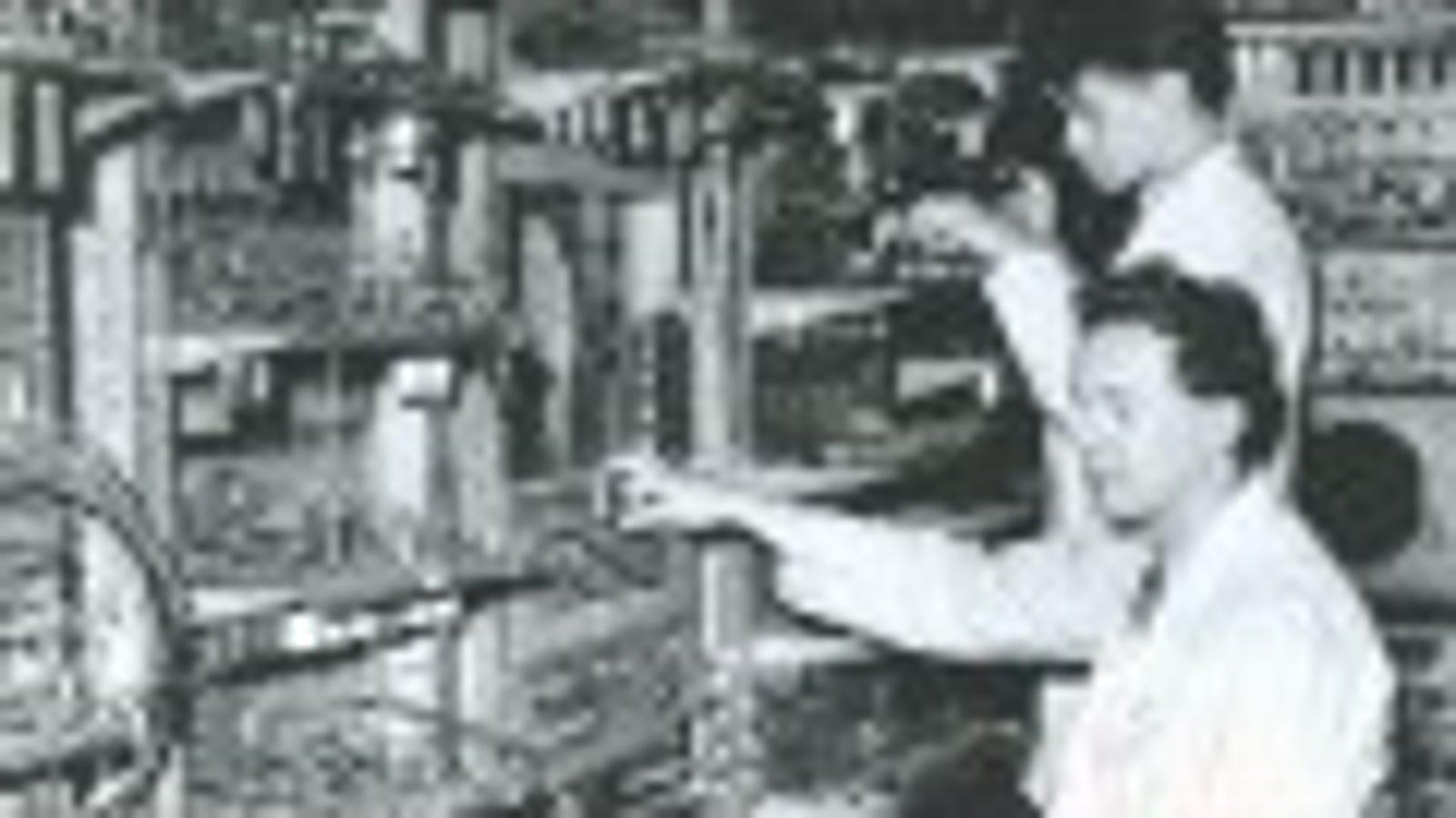 La primera máquina con memoria RAM cumple 65 años