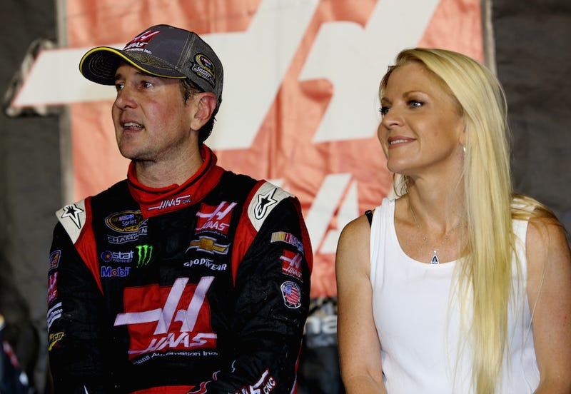 Illustration for article titled NASCAR Driver Kurt Busch Ordered to Stay 100 Yards From Ex-Girlfriend