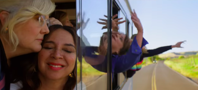 Corks pop and truth spills in the first trailer for Amy Poehler's Wine Country