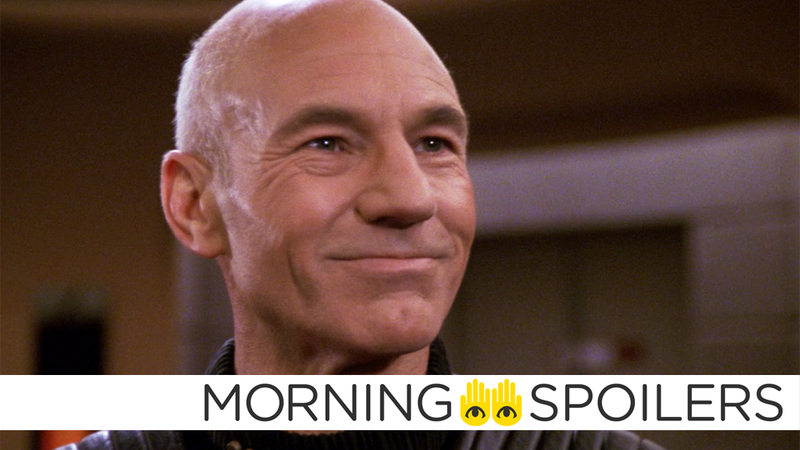 Put on a happy face, Jean-Luc.