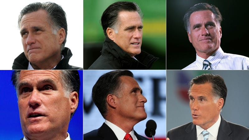 Illustration for article titled Poll: What Kind Of Self Tanner Do You Think Mitt Romney Uses?