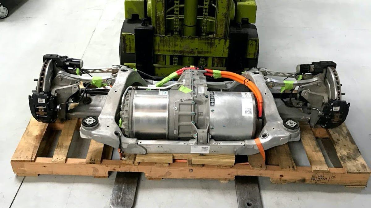 nissan leaf motor controller