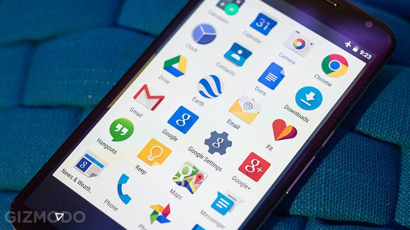 """Illustration for article titled Google se defiende ante la UE: """"las aplicaciones Android en realidad fomentan la competencia"""""""