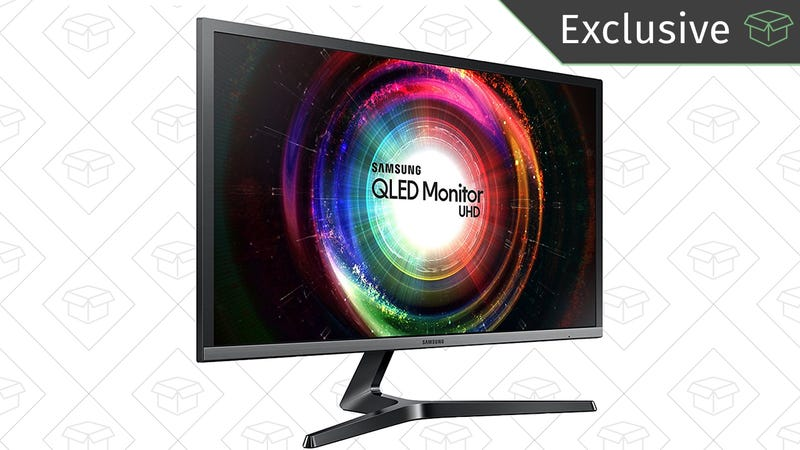 "Samsung UH750 28"" 4K Monitor, $400 with code KINJA4K"