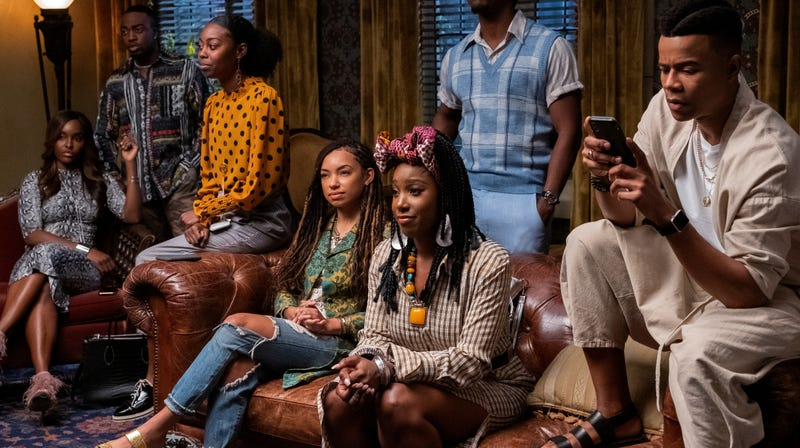 Illustration for article titled Dear White People's third season feels more like a gap year than a return to form