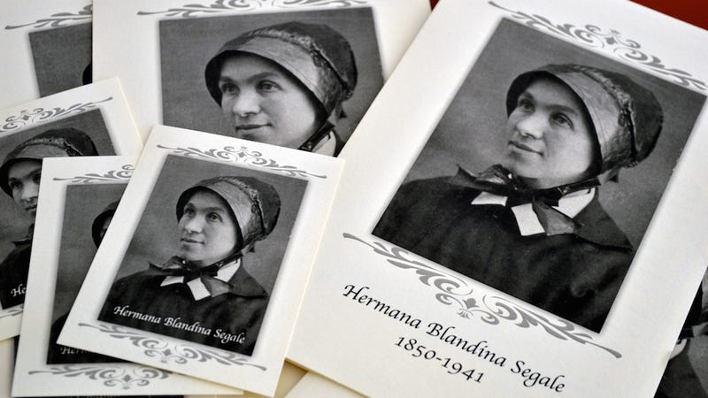 Illustration for article titled Sister Blandina Segale, Outlaw-Wranglin' Nun of the Wild West, Will Get Her Own TV Series