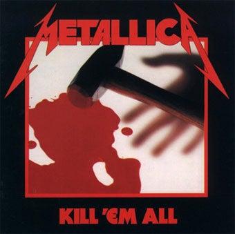 Illustration for article titled More Guitar Hero: Metallica Tracks Revealed By ESRB
