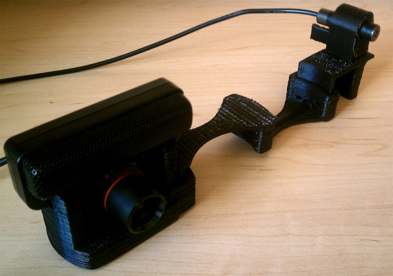 Illustration for article titled Turn Your PlayStation Camera Into A 3D Scanner