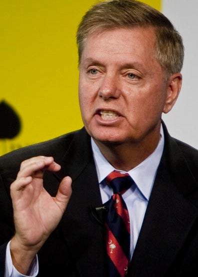 Sen. Lindsey Graham (R-S.C.) voted against the DREAM Act.