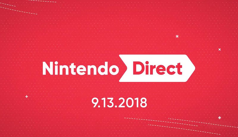 Illustration for article titled Reacting to the 9/13 Nintendo Direct