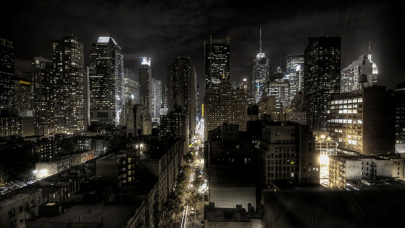 Illustration for article titled NYC Is Replacing Its 250,000 Street Lights with LEDs