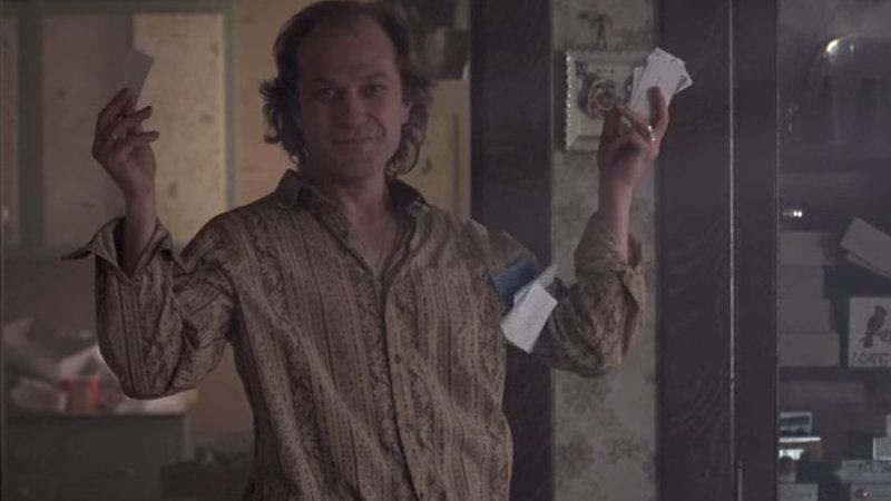 Buffalo Bill, Fielding Offers For His House In Silence Of The Lambs
