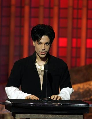 Prince in 2005Kevin Winter/Getty Images