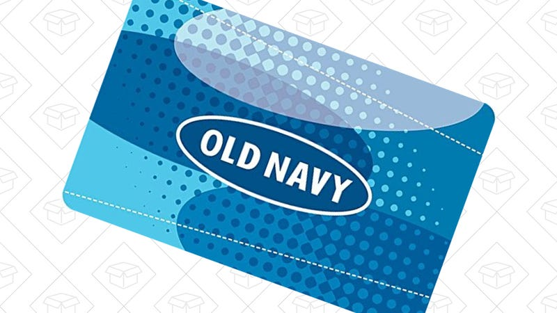 $50 Old Navy E-Gift Card, $40