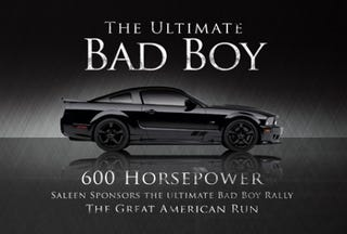 Illustration for article titled Pony Express: Saleen to Build Special-Edition Mustangs for Road Rally