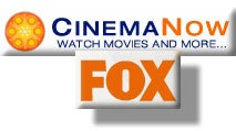 Illustration for article titled CinemaNow to Offer Fox Content Online