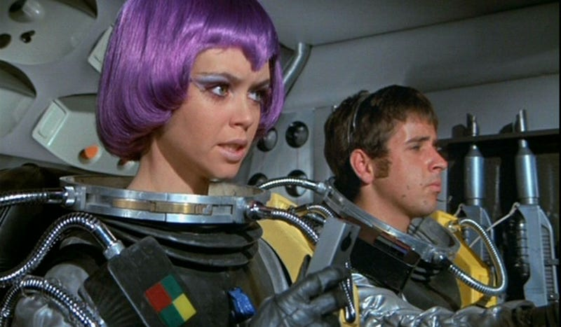 Illustration for article titled The 1960s TV Series U.F.O Predicted Today's Cutting-Edge Military Tech