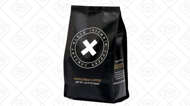 1 Pound Insomnia Coffee, $17 - Whole Bean | Ground