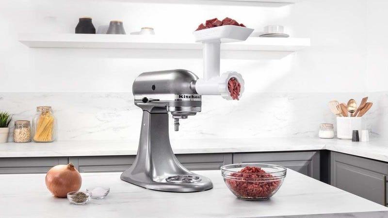 KitchenAid Food Grinder Attachment | $25 | Amazon