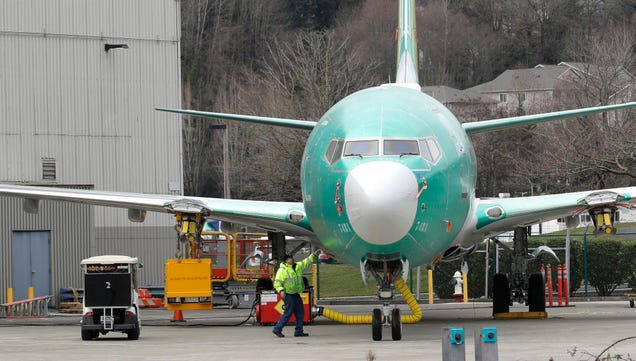 Brand-New Boeing 737s Grounded Amid Safety Fears: What We Know So Far